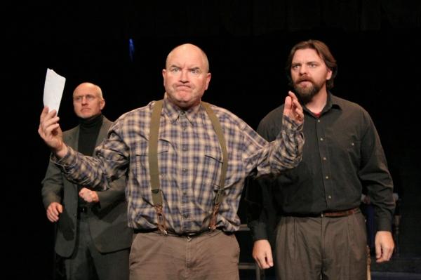 John Prosky, Steve Hofvendahl, Aaron Lyons