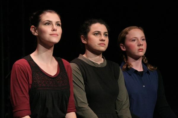 Kate Maher, Rachel Berney Needleman, Eva Beebe