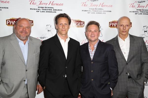 Kevin Chamberlin, Steven Weber, Sam Harris and Joseph Gatt
