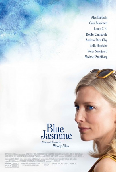 Poster Revealed For Woody Allen's BLUE JASMINE