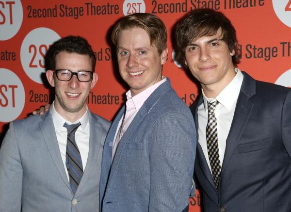Nick Blaemire, Steven Booth, Derek Klena Photo