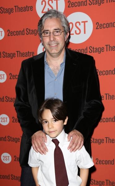Paul Weitz & son  Photo