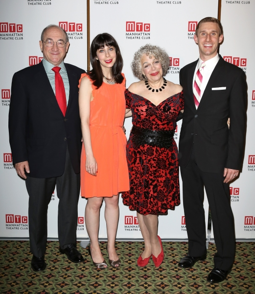 Todd Sussman, Audrey Lynn Weston, Marilyn Sokol, Bill Army Photo