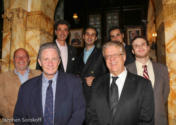 Vic Juris, Romero Lubambo, Howard Leder,Stan Gilbert, Todd Stone, Adam Stone, Mike Fi Photo
