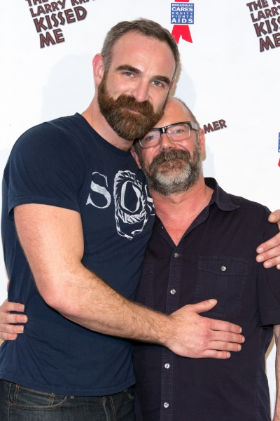 Photo Coverage: Inside THE NIGHT LARRY KRAMER KISSED ME Benefit!