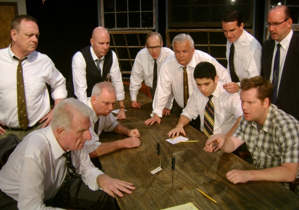 Photos: City Theatre's Production of 12 ANGRY MEN
