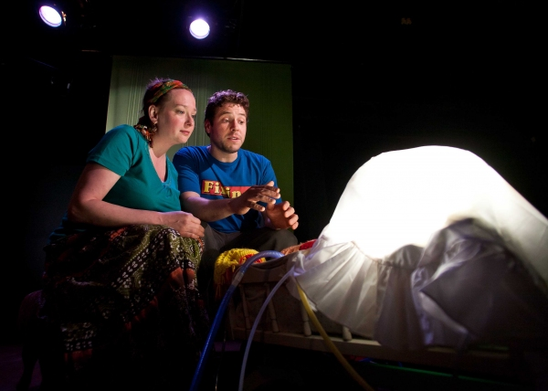 Photo Flash: First Look at Rivendell Theatre's ELECTRIC BABY