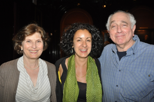 Roxanne Greenstein, Svetlana Mintcheva and Michael Greenstein