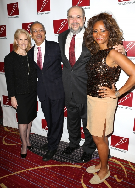 Photo Coverage: Go Behind the Scenes at the New Dramatists 64th Annual Spring Luncheon - Tom Hanks, Patina Miller and More!