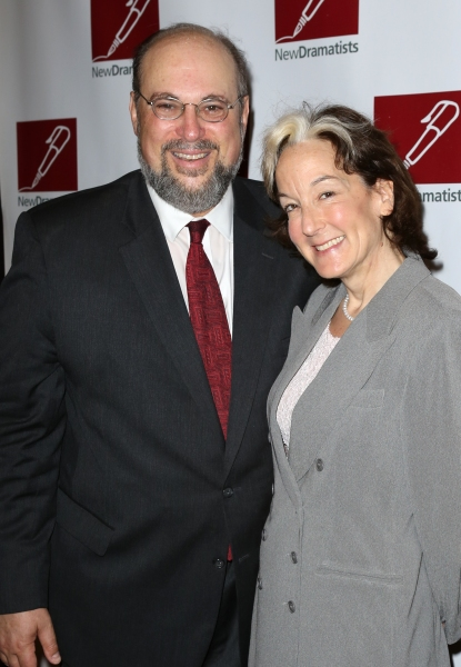 Seth Gelblum, Peggy Eisenhauer  Photo