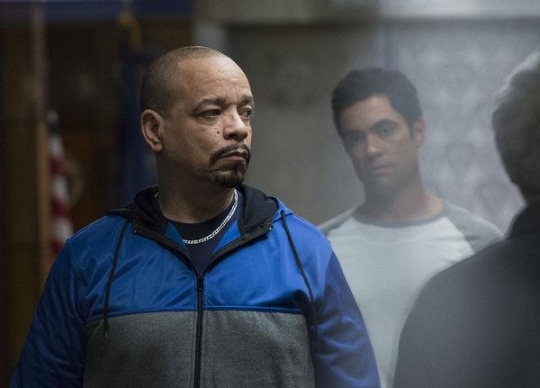 Ice-T, Danny Pino