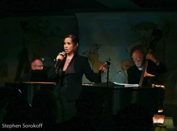 Jeff Harris, Lea Salonga, John Miller Photo