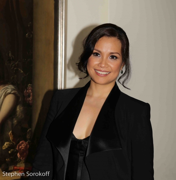 Photo Coverage: Lea Salonga Brings BACK TO BEFORE to Cafe Carlyle