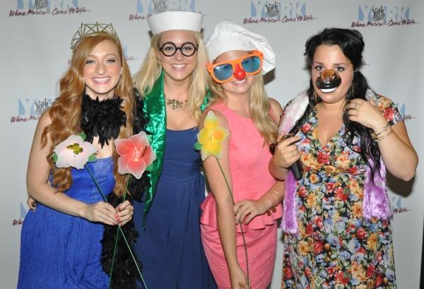 The Hartt School Ensemble-Meredith Swanson, Katie Sarno, Curtney Rada and Caitlin Wilayto