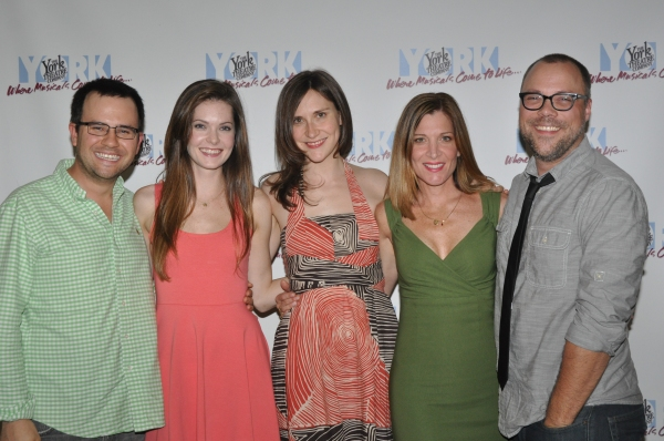 Nathan Tysen, Meghann Fahy, Kait Kerrigan, Catherine Porter and Brian Lowdermilk