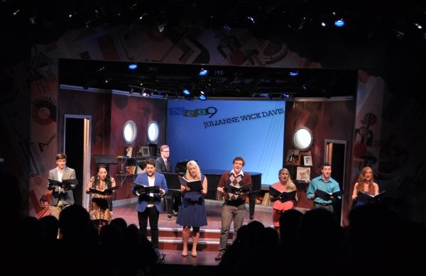 Hartt School Ensemble-Meridth Swanson, Katie Sarno, Zach Bencal, Courtney Rada, Lars Lee, Dakota Dutcher, Will Malke, Caitlin Wilayto