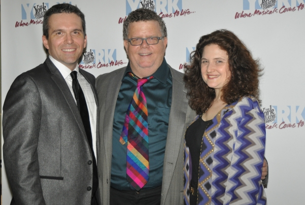 Jim Kierstead, James Morgan and Annette Jolles (Director)