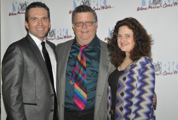 Jim Kierstead, James Morgan and Annette Jolles (Director)