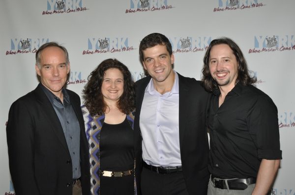 Michael Winther, Annette Jolles, Jonathan Shew and J. Michael Zygo