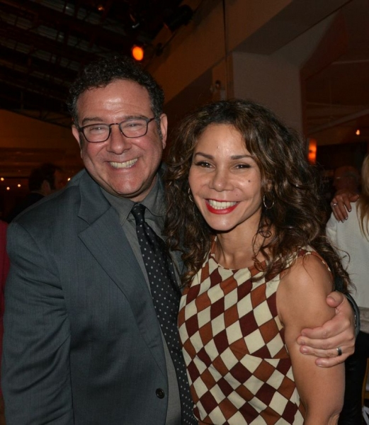 Michael Greif and Daphne Rubin-Vega