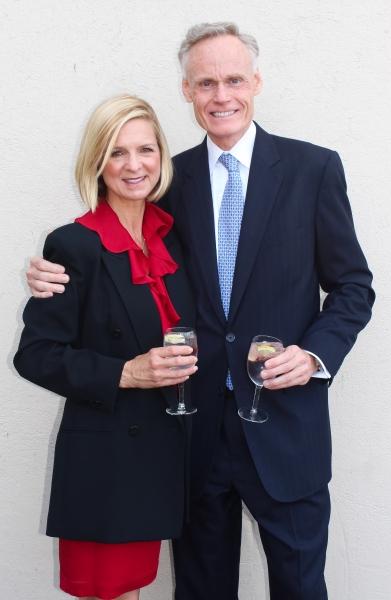 Laura Michelle Smith and John Olson