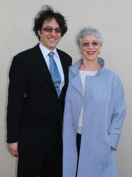 David Grausman and Martha Clarke Photo