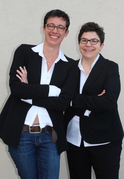Rachel Hauck and Martha Donaldson Photo