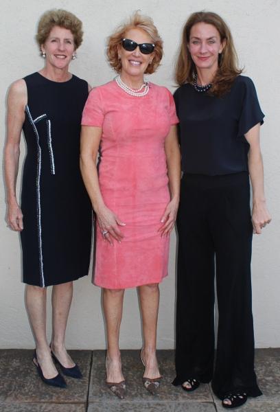 Catherine Traber, CC Dyer and Jodi Edmonds