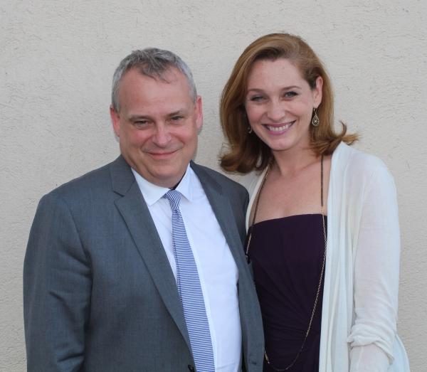 Doug Hughes and Kate Jennings Photo