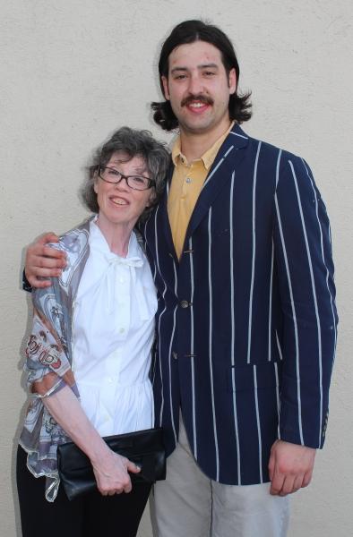 Carole Shorenstein Hays and Guest