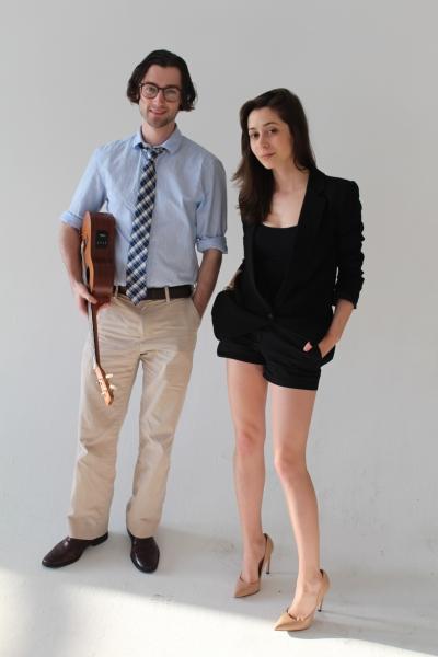 Will Connolly and Cristin Milioti Photo