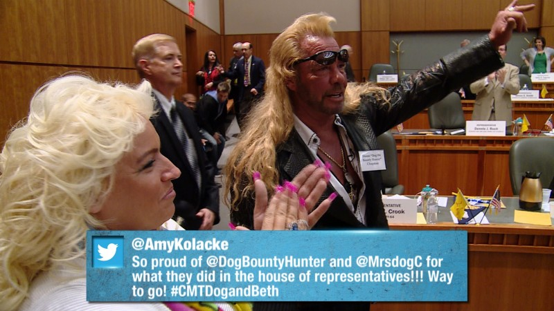 Cmt to air dog and beth on the hunt fan fueled episodes for How many kids do dog and beth have