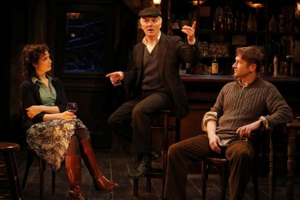 Tessa Klein (Valerie), Dan Butler (Jack) and Billy Carter (Brenden)