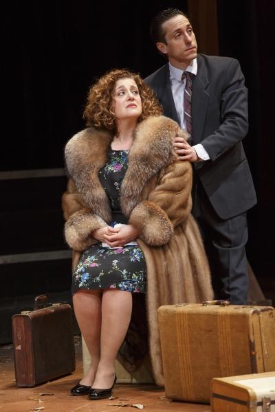 Mary Testa and Jason Babinsky