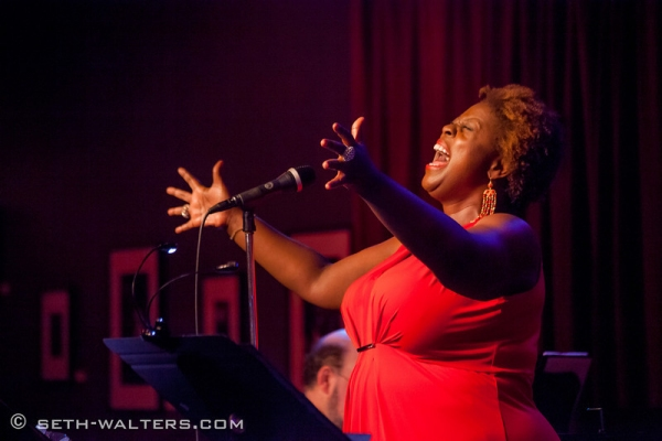 Photo Flash: Frank Wildhorn, Capathia Jenkins and More Perform in FRANK & FRIENDS at Birdland