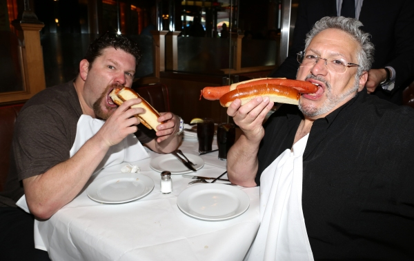Daniel Sherman & Harvey Fierstein