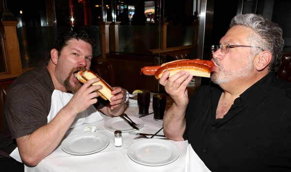 Daniel Sherman & Harvey Fierstein