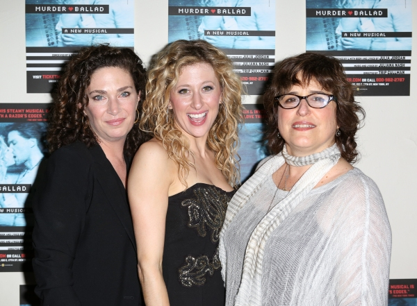 Julia Jordan, Caissie Levy, Juliana Nash  Photo