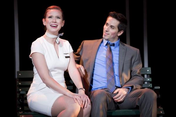 Madeline Botteri and Matthew Scott