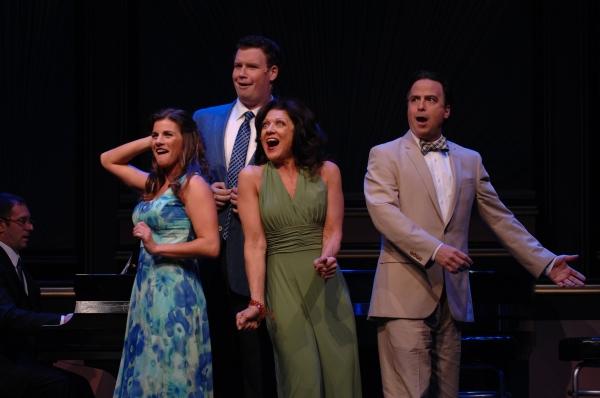 Caroline Nicolian, Billy Hepfinger, Lenora Nemetz and Daniel Krell Photo