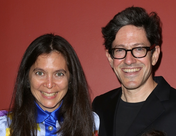ÊDiane Paulus and Randy Weiner
