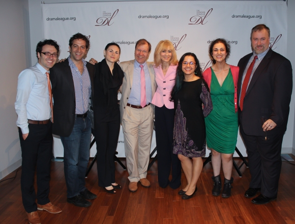 Stefano Brancato, Michael Goldfried, Lauren Keating, Roger Danforth, Judith Light, Chantal Pavageaux, Sanaz Ghajarahimi and Gabriel Shanks