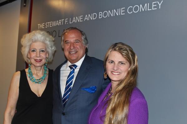Jano Herbosch, Stewart F. Lane and Bonnie Comley