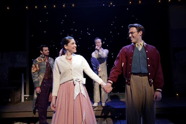South Coast Repertory presents ''The Fantasticks,'' book and lyrics by Tom Jones, mus Photo