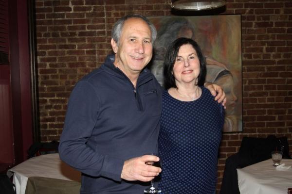 Steven and Marcia Diamond  Photo