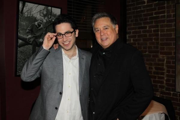 Robert Diamond and Kevin Stites