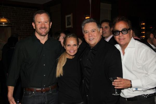 Kristin Chenoweth, Kevin Stites and Richard Jay-Alexander