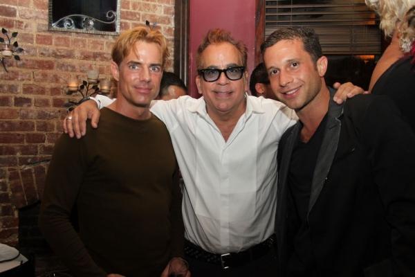 Grant Beehler, Richard Jay-Alexander and Brian Feit