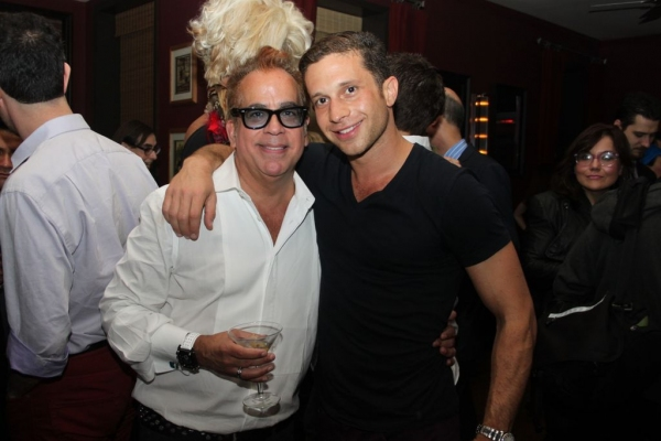 Richard Jay-Alexander and Brian Feit