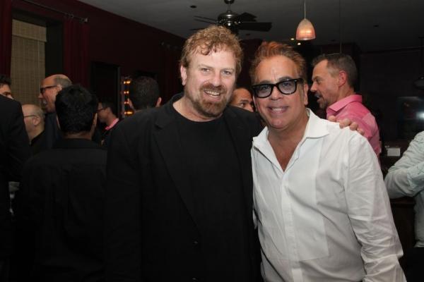 Paul Bogaev and Richard Jay-Alexander Photo